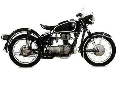Dijual motor bmw r50 #6